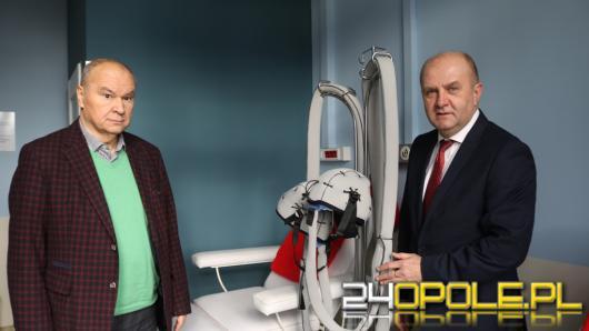 Czepek onkologiczny wspiera już pacjentów Opolskiego Centrum Onkologii