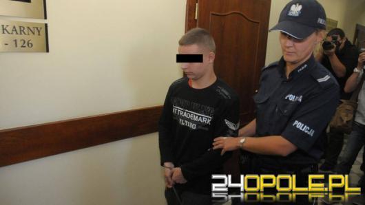 Zabójca Wiktorii z Krapkowic spędzi 25 lat w więzieniu. Sąd oddalił kasację