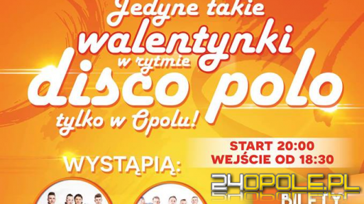 Już w ten weekend Disco Polo Walentynki - WYNIKI!