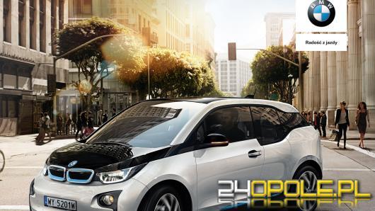 Wypróbuj elektryczne BMW i3