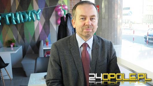 Zbigniew Bahryj - Na budowie Niemodlińskiej więcej prawników niż inżynierów