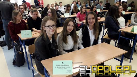 Uczennice z Olesna o ZUS wiedzą wszystko. Wygrają indeksy na uczelnie?