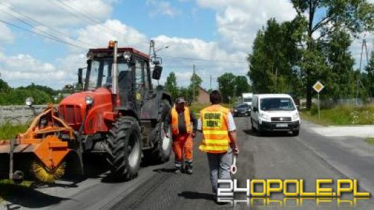 Dziś zostaną wznowione prace na trasie wojewódzkiej nr 901, droga będzie zamknięta