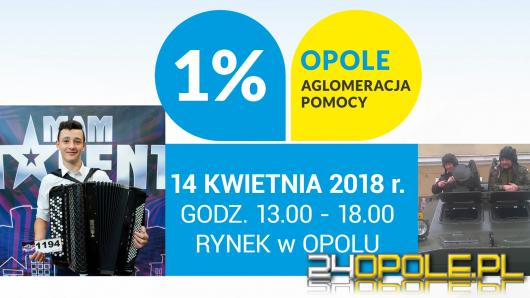 Rozpoczął się Piknik Kampanii Społecznej 1 % Aglomeracja Pomocy