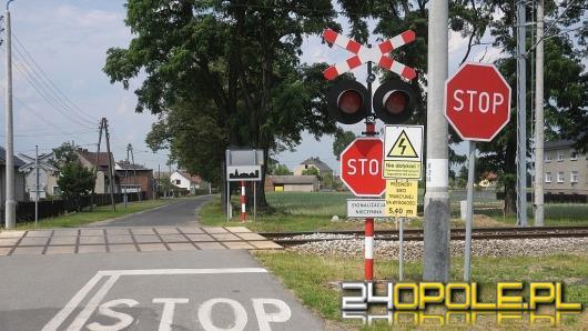 Nowe oznakowanie przejazdów kolejowych. Będzie jeszcze bezpieczniej