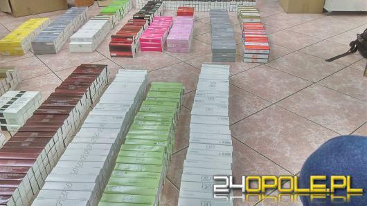 Funkcjonariusze KAS zarekwirowali prawie 1800 podrabianych perfum