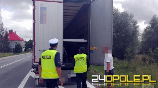 Kolejne kontrole przewożonych odpadów na pograniczu polsko-czeskim