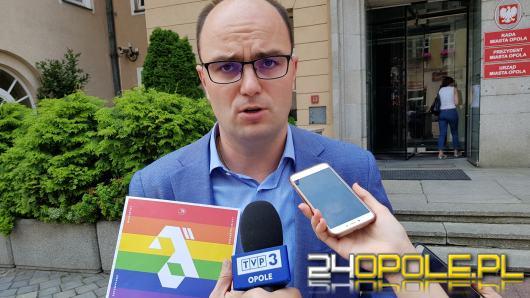 """""""Prezydent Wiśniewski promuje homoseksualizm i buduje ideologiczne Opole za publiczne pieniądze"""""""