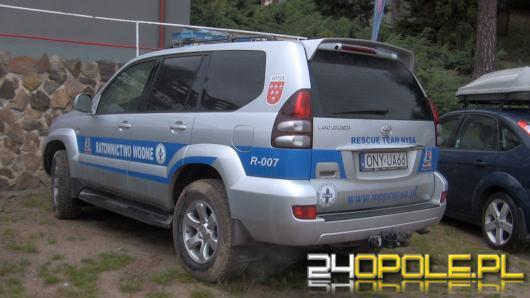 WOPR-owcy z Nysy zakupili kradziony pojazd? Sprawę bada prokuratura
