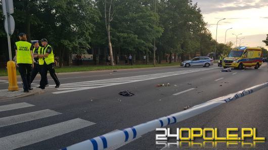 Ustalono sprawcę śmiertelnego potrącenia przy ulicy Ozimskiej. To obywatel Bułgarii