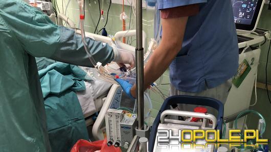 Sztuczne płuco-serce trafiło na Oddział Anestezjologii i Intensywnej Terapii do Opola