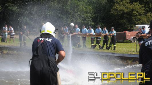 Strażacy OSP po raz osiemnasty mierzą się w rozgrywkach Wasserball w Przechodzie