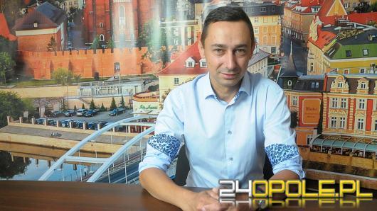 """Marcin Gambiec - moim hasłem wyborczym będzie """"Opole dla wszystkich"""""""