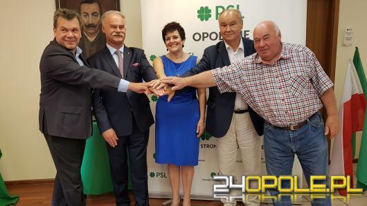 """PSL ujawnia """"jedynki"""" do Sejmiku, kto wróci na listy?"""