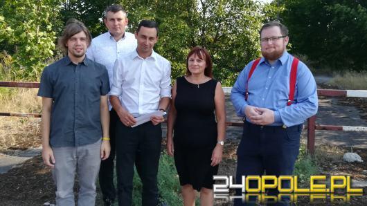 Marcin Gambiec, kandydat na prezydenta chce zadbać o małych i średnich przedsiębiorców