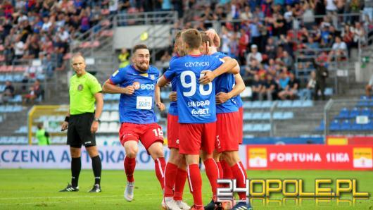Odra Opole wygrywa z Głogowem