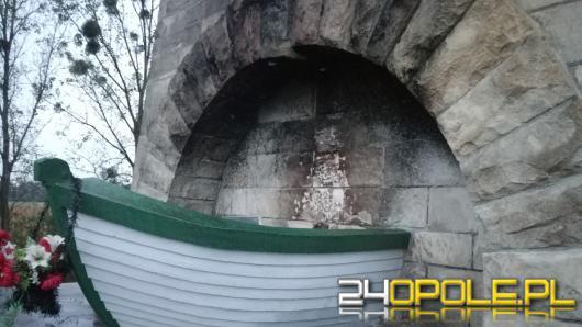 W Mikolinie doszło do próby wysadzenia pomnika