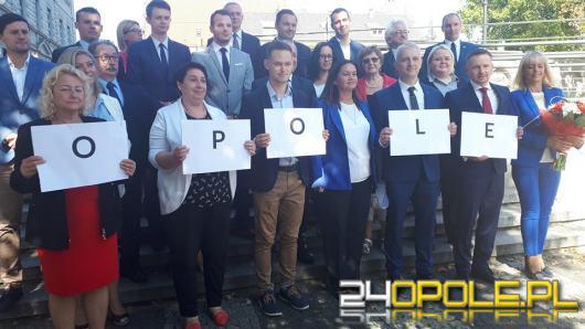 Koalicja Obywatelska pokazuje listy wyborcze