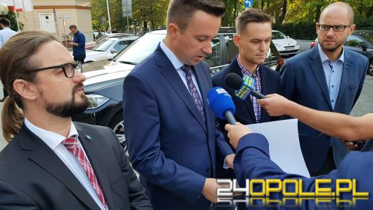 Violetta Porowska faworyzowana przez Radio Opole? Komitety wyborcze wystosowały list otwarty
