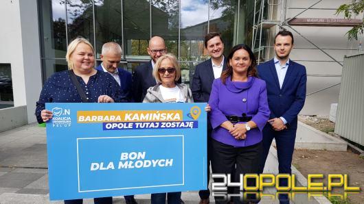 Koalicja Obywatelska chce płacić młodym Opolanom za to, że zostaną w Opolu