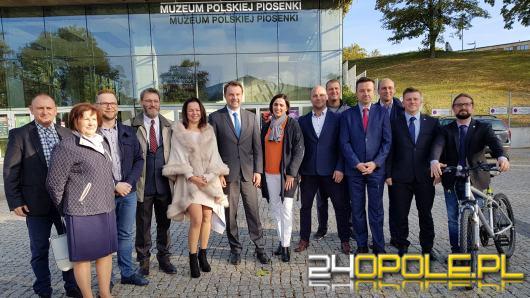 Wydarzenia kulturalne są etykietą naszego miasta. Prezydent podsumował 4 lata kultury w Opolu