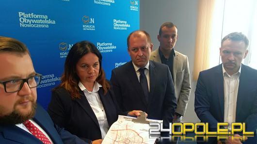 Barbara Kamińska przedstawiła plan na odkorkowanie Opola