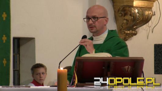 W kościołach diecezji opolskiej podczas mszy odczytywany jest list biskupa Andrzeja Czai