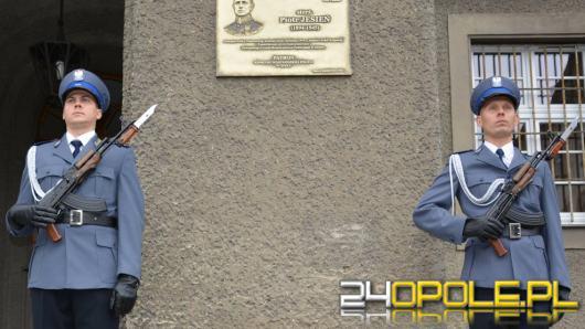 Komenda Wojewódzka Policji w Opolu ma swojego patrona