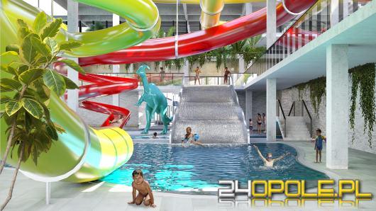 Jak będzie wyglądał aquapark w Opolu? Prezydent pokazuje wizualizacje!