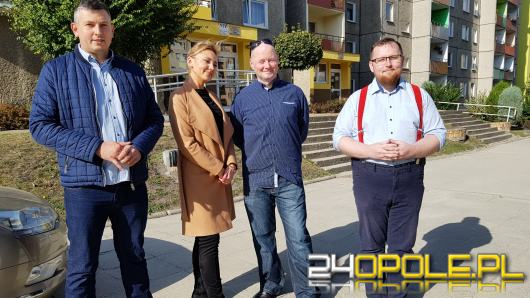 """Mieszkańcy Malinki potrzebują przychodni, a seniorzy """"przycisku życia"""", to propozycje Marcina Gambca"""