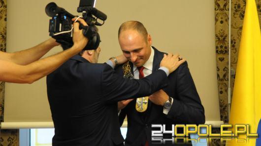 Trwa pierwsza sesja Rady Miasta ósmej kadencji. Łukasz Sowada nowym przewodniczącym