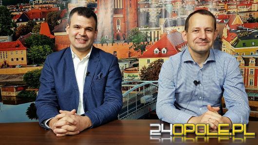 Lesław Adamczyk i Bartosz Jemioł - o mentoringu i problemach młodego przedsiębiorcy