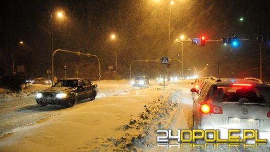 IMGW ostrzega:  Znów będzie ślisko na drogach !