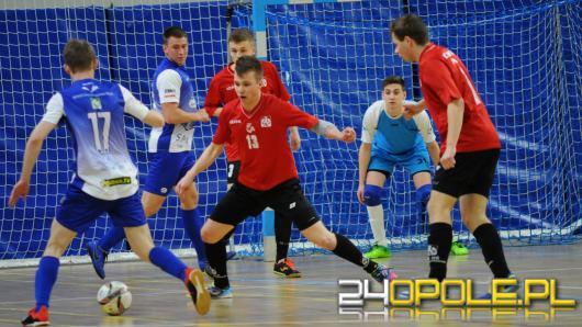 W Opolu trwają Akademickie Mistrzostwa Polski w futsalu