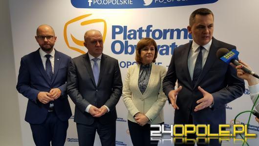 Andrzej Buła kandydatem PO do Parlamentu Europejskiego