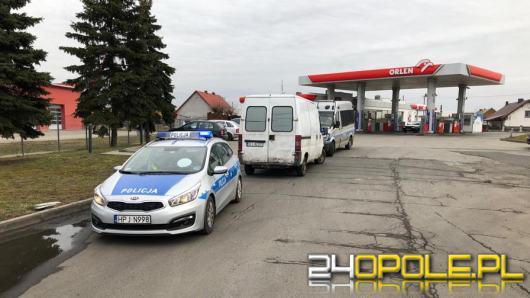 Złodzieje paliwa z opolskich stacji w rękach policjantów