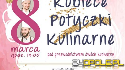 """Walka dwóch kobiecych drużyn czyli """"Kulinarne Potyczki Kobiet"""""""