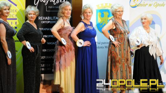 W Opolu wybrano Miss i Mistera 60+