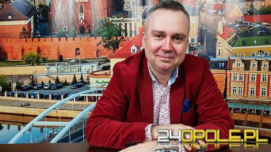 Piotr Woźniak - mam pewien rodzaj choroby motoryzacyjnej