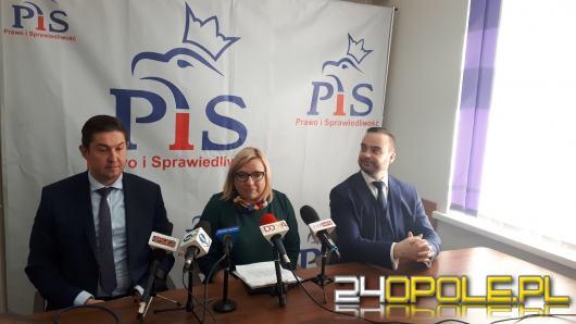 Beata Kempa rozpoczęła kampanię wyborczą od Opolszczyzny