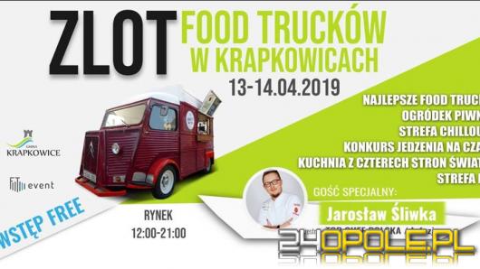 Pierwszy zlot Food Trucków w Krapkowicach - Wyniki!