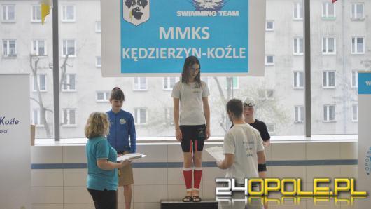 Najmłodsi pływacy rywalizowali w sobotę w Kędzierzynie-Koźlu