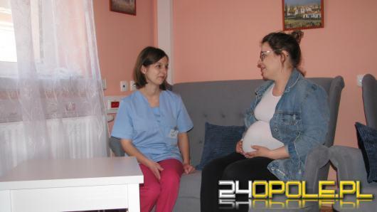 Pacjentki szpitala ginekologicznego mogą skorzystać z nowo wyposażonego pokoju do relaksacji