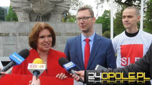 """Kandydatka do PE Małgorzata Sekuła-Szmajdzińska: """"Trzeba być otwartym na wszystkie problemy"""""""