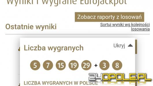 Rekordowa wygrana w Eurojackpot - wśród wygranych Polak