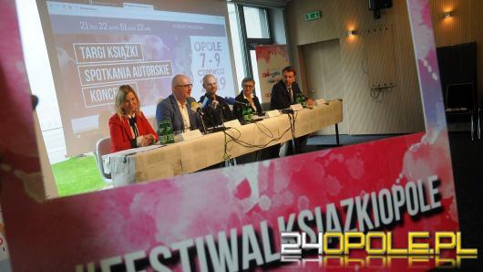 80 wydawnictw zaprezentuje się podczas czwartego Festiwalu Książki Opole!