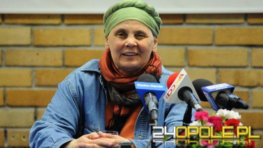 Janina Ochojska spotkała się z Opolanami, by opowiedzieć o swojej misji w Parlamencie
