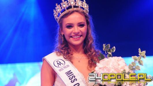 Ewelina Szwala z Jakubowic została Miss Opolszczyzny 2019