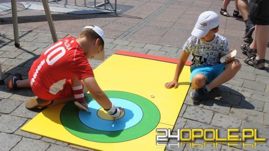 Na sportowo? Kulturalnie? Co na dzień dziecka w Opolu?