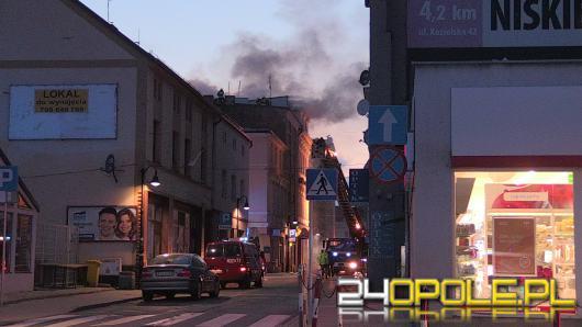 W Kędzierzynie-Koźlu doszło do wybuchu w kamienicy